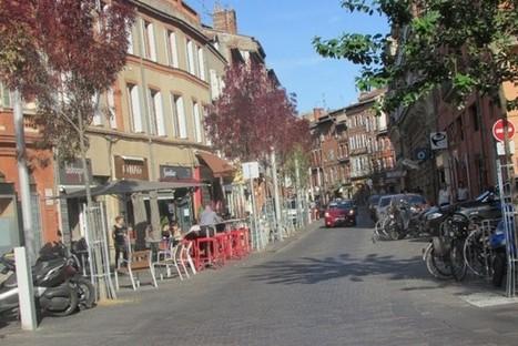 À Toulouse, la végétalisation du centre-ville va débuter en novembre | ville et jardin | Scoop.it