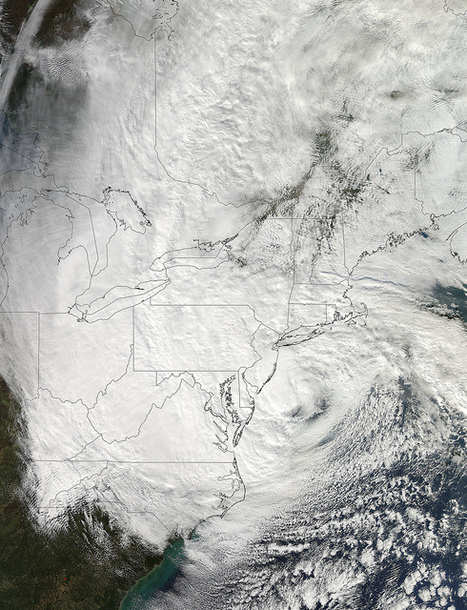 Hurricane Sandy as viewed on October 29 | Photography Today | Scoop.it