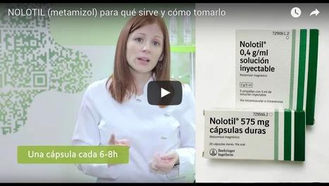 Pharma 2.0: Prospectos de medicamentos online y explicados | Salud Conectada | Scoop.it