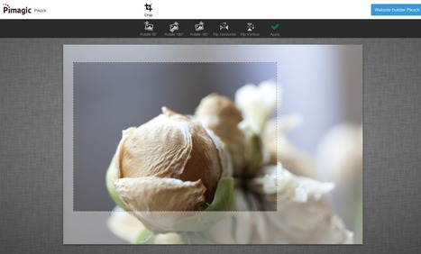 Pimagic, Free online image editor made for everyone | Corpus Christi College ICT | Scoop.it