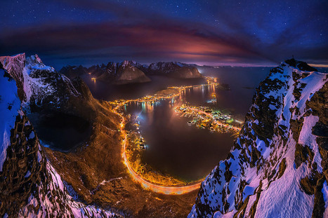 Photos of the Day: Beautiful Lake in Lofoten Norway | Neuromarketing | Scoop.it
