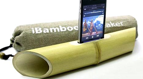 IBamboo - Auto-Falante com energia limpa  :: Sustentabilidade Digital :: | Digital Sustainability | Scoop.it