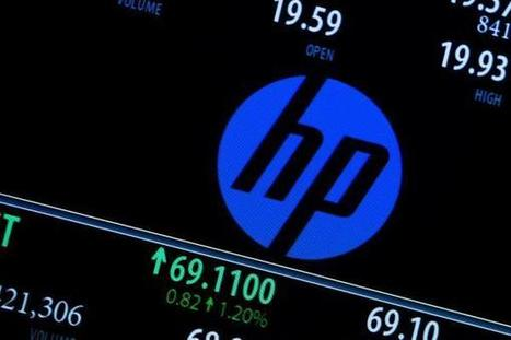 Whitman Sees 'Heavy Lifting' for HP, but Market Cheers | HP Discover | Scoop.it