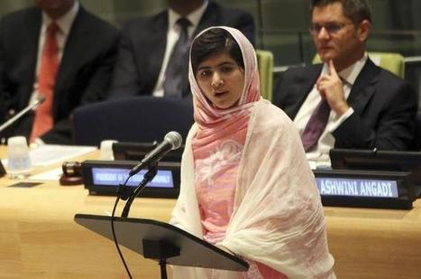 Taliban urges Malala to return to Pakistan | religious impact | Scoop.it