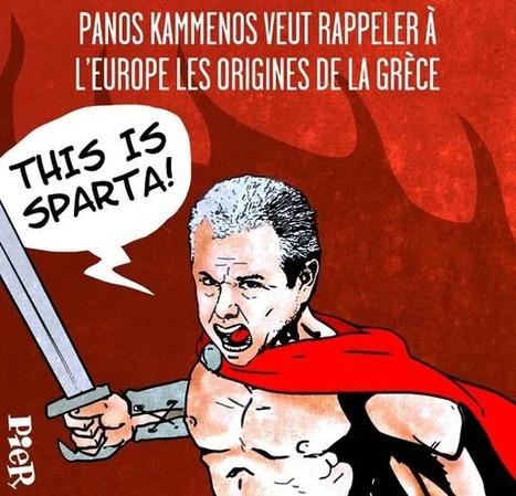 La Grèce, Cassandre de l'Europe | Bakchich | Union Européenne, une construction dans la tourmente | Scoop.it
