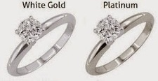 How white gold jewellery is becoming a major substitute of platinum and silver jewellery | Precious Metals | Scoop.it