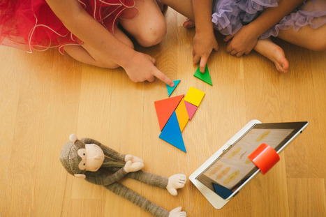 Osmo Raises $12 Million For Its Hardware-Based iPad Game For Kids | Studying Teaching and Learning | Scoop.it