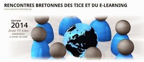 Gratuit, en ligne, les 4èmes rencontres bretonnes des TICE et du e-learning le jeudi 17 avril 2014   tablette   Scoop.it