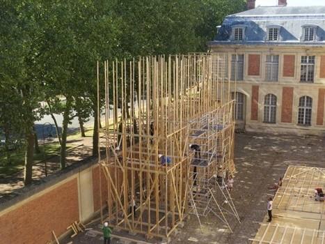 La réalisation d'une structure bois comme expérience pédagogique | Dans l'actu | Doc' ESTP | Scoop.it