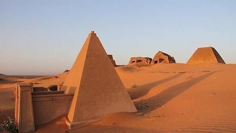 This isn't where you think it is ... The Other Ancient Pyramids of Northern Africa | Ancient Egypt and Nubia | Scoop.it