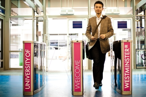 Marylebone campus facilities | Westminster Welcomes You | Scoop.it