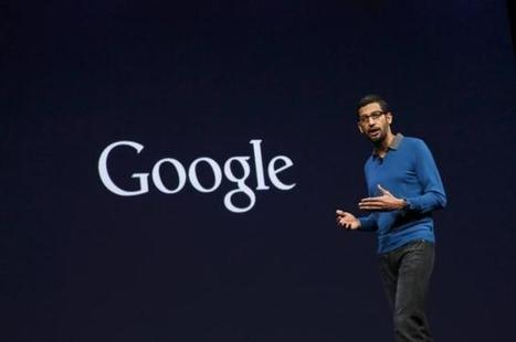 New Google CEO Pichai made ascent with low-key style and technical chops   IB BIZ MKIS   Scoop.it