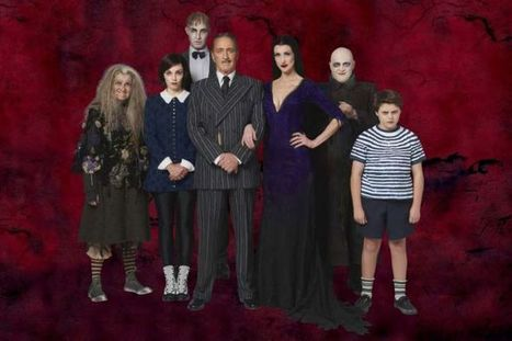 Searching for Addams Family Costumes for some exciting occasion? Browse shopbrooklyn.info to buy a cool costume at low cost and make your party memorable | Addams Family Halloween Costumes | Scoop.it
