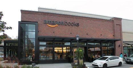 Jeff Bezos promet l'ouverture de points de vente Amazon | Économie de proximité | Scoop.it