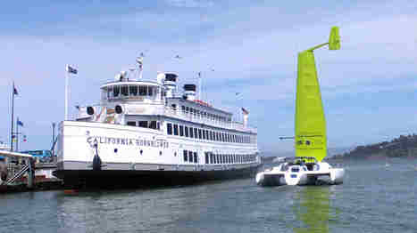 Future Sailing – Wind Assisted Ferries | Wing sail technology | Scoop.it