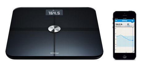 Withings Smart Body Analyzer - Here's How It Performs   Health Studies Updates   Scoop.it