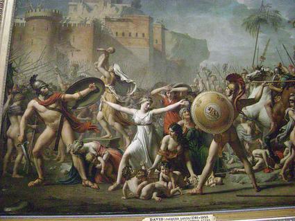 Hersilia, en la Mitología Romana | Dioses de la Antigua Roma | Scoop.it