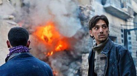 Syyrian mutkikas valtapeli – katso grafiikasta liittolaiset ja viholliset   Yle Uutiset   yle.fi   Syyria   Scoop.it