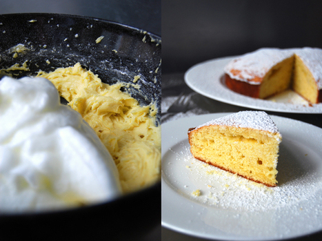 Lemon Ricotta Cake for Afternoon Tea : eat in my kitchen | Cakes | Scoop.it