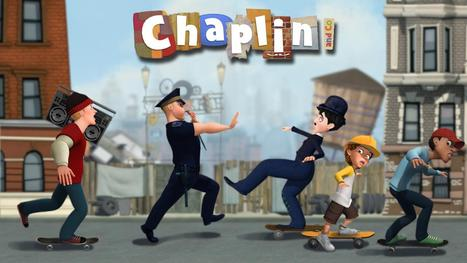 WorldScreen.com - TV Kids | PGS Secures New Sales for Chaplin & Co | Chaplin and Co | Scoop.it