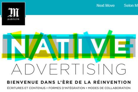 Le native advertising, un poison pour la presse en ligne | DocPresseESJ | Scoop.it
