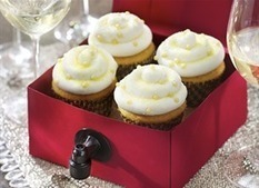 Sauvignon Blanc Wine Cupcakes  Recipe | Candy Buffet Weddings, Events, Food Station Buffets and Tea Parties | Scoop.it