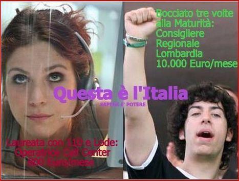 Portaborse, 630 deputati prendono i soldi. Ma solo 230 ne hanno assunto uno | Attualità italiana | Scoop.it