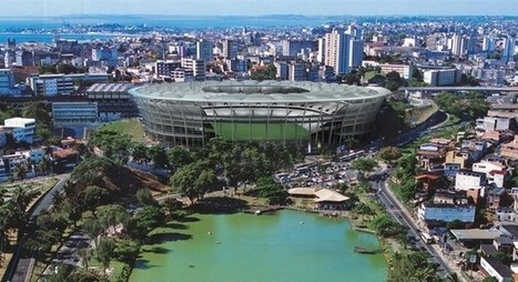 Massive Green Building Projects Aim to Create a Sustainable 2014 World Cup | Bentley Systems | Scoop.it