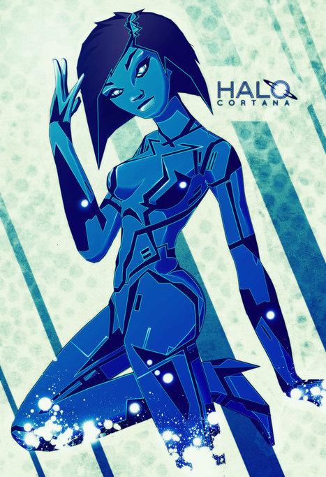 Ron Guyatt : Halo Posters   All Geeks   Scoop.it