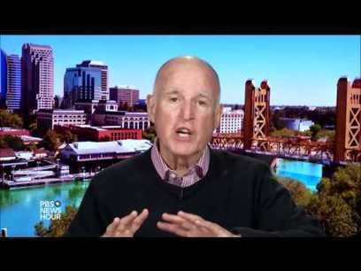 PBS: Governor Jerry Brown on California Water Shortage | Sustain Our Earth | Scoop.it
