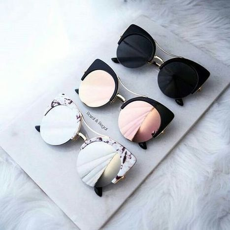 Must have item: 5 Chic Sunglasses For Fall Collection » Celebrity Fashion, Outfit Trends And Beauty News | Fashion Style And Beauty Tips | Scoop.it