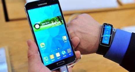 Samsung dévoile son premier smartphone Tizen | Nouvelles Technologies | Scoop.it
