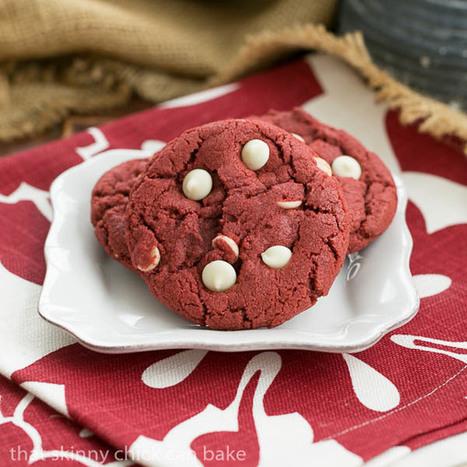 Red Velvet Cookies | recipe and guest post | Food | Scoop.it