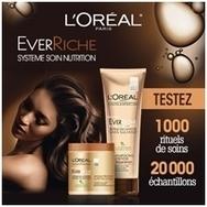 Dispositif Médias - HM / L'Oréal Paris cherche 1000 testeuses   Digitals campaigns   Scoop.it
