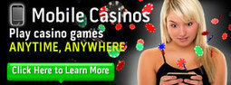 Mobile Casino Launches New Android Version - Gaming - Onlinecasinoreports.com | Casino Technology News - GRASP+IT - iGaming | Scoop.it