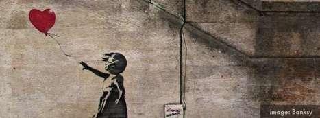 Upper Intermediate English Listening (C1/C2)   Banksy   English Blackboard   Scoop.it