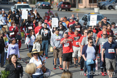 Walk a Mile in Her Shoes -  paths women walk every day - Modesto | Empathy and Compassion | Scoop.it