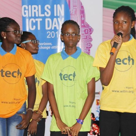 African Girls in Technology: WITIN Forum Uncovers New Innovations | Afrika Inspired | Scoop.it