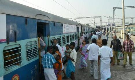 Signal failure leads to detention of 4 trains in Madurai | Railway Signalling | Scoop.it