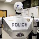 A #Telepresence RoboCop Piloted by Oculus Rift and Sensored Gloves   #sensors via @mathemagie   Cyborgs_Transhumanism   Scoop.it