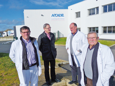 Arcadie franchit un cap   Agriculture en Dordogne   Scoop.it