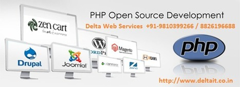 Website Designing| Web Development Company in Gurgaon | Delta Web Services | Delta Web Services | Scoop.it