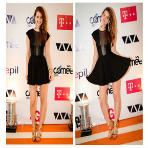Hungarian Model Barbara Palvin - The Viva Comet Awards 2013 | Tech Nontech Magazine | Scoop.it