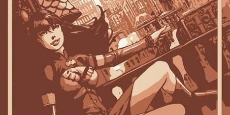 ABC Developing New Steampunk Series Starring Classic Comic Book Characters   Just Put Some Gears on It   Scoop.it