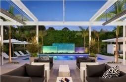 New & Unique Way Construct Your Outdoor Living Space - Fine Design Living | Landscape Design And Construction | Scoop.it