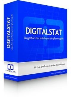 Gestion des statistiques simple et rapide - Digitalstat | Solutions web | Scoop.it