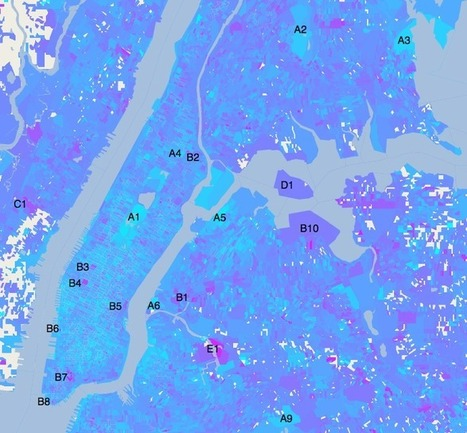 Sentiment in New York City: A High Resolution Spatial and Temporal View | Social Foraging | Scoop.it