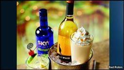The latest boozy milkshake: Wine shakes - WTSP 10 News   Quirky wine & spirit articles from VINGLISH   Scoop.it
