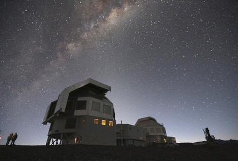 Faint Galaxy Sheds New Light On Unusual Aspects Of The Early Universe | Vloasis sci-tech | Scoop.it