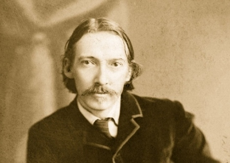 Lost Robert Louis Stevenson masterpiece discovered | Edinburgh Stories | Scoop.it